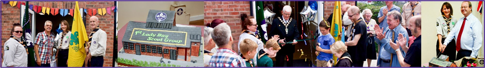 1st Lady Bay Scout Group